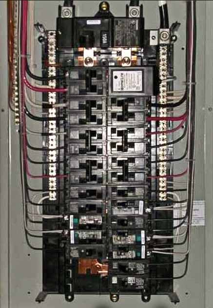 Electrical Service Upgrade  U2013 Electrical Contractor