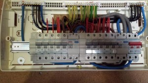 Install an Amp Service Upgrades by Goodiel Electric.