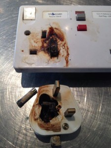 Had your electrics checked lately for fire alarm system safety?